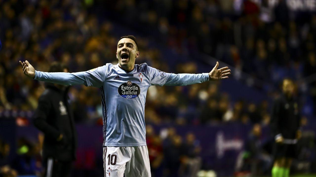 326 - Levante-Celta (3-1) el 22 de diciembre del 2019