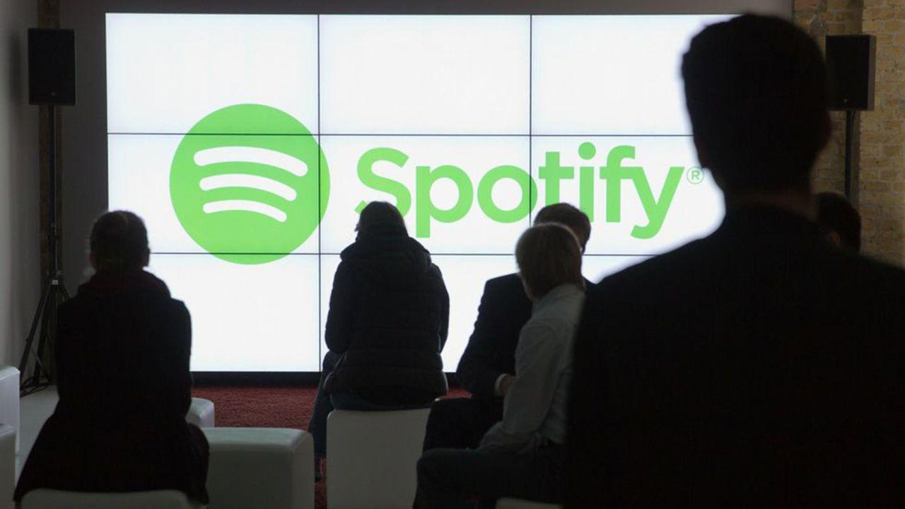 Spotify es el número uno del mundo de música en línea