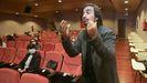 Presentación de la webserie sobre la Rede Museística Provincial de Lugo, dirigida por Rubén López