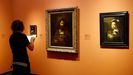 Exposición de Rembrandt en el Museo de Arte de Zúrich.