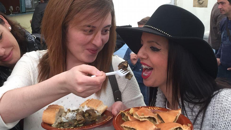 Festa da lamprea de Arbo