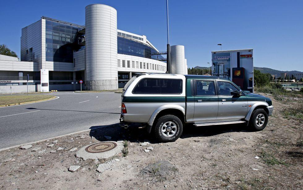 El plan municipal prevé también construir aceras y reordenar el aparcamiento, entre otras cosas.