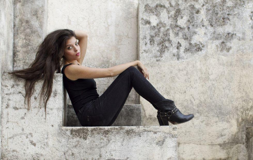 Soleá Morente actuará esta noche en A Quintana acompañada de músicos de amplia trayectoria.