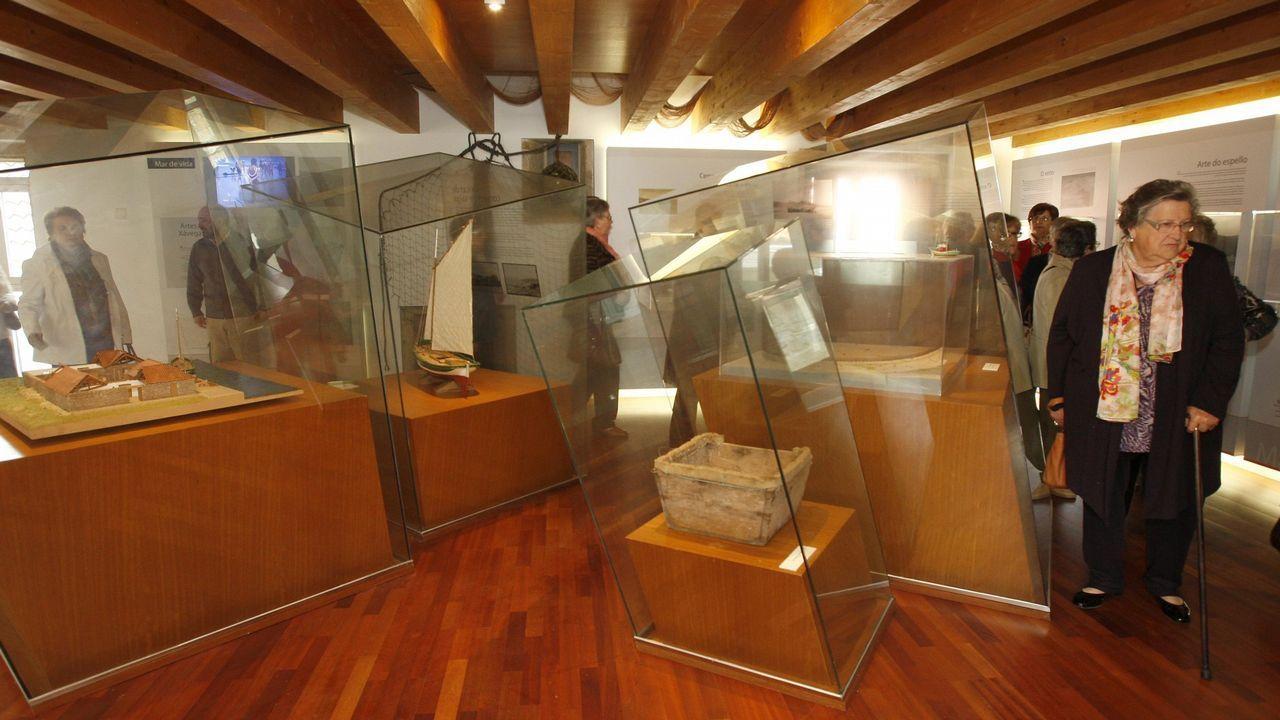Museo do Mar, en Laxe