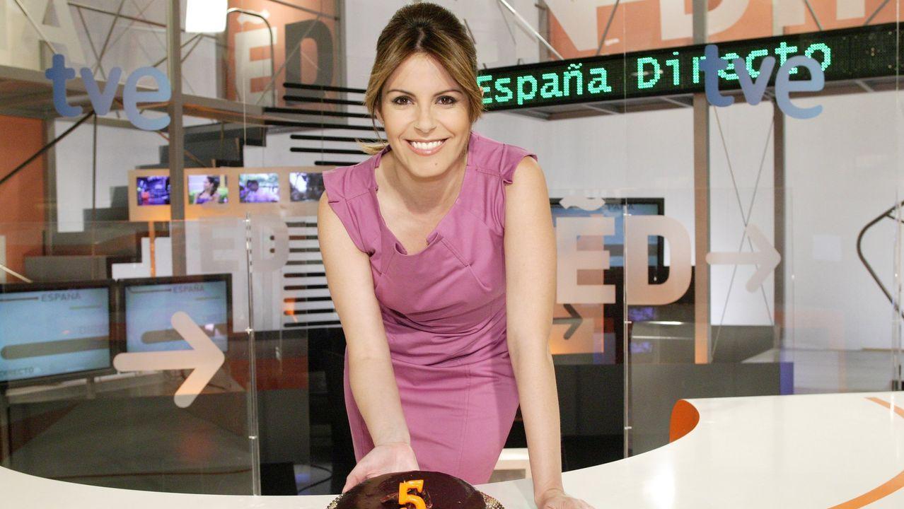Pilar Garciá Muñiz presentó, entre otros programas, «España Directo»