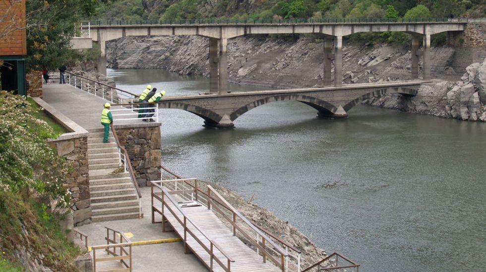 Imágenes de la ruta del río Pesqueiras