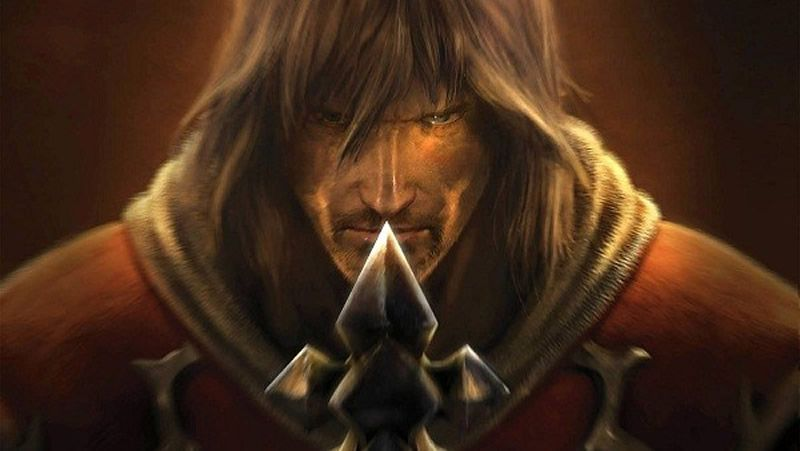 Castlevania: Lords of Shadow 2.El mando ergonómico es uno de los atractivos del soporte