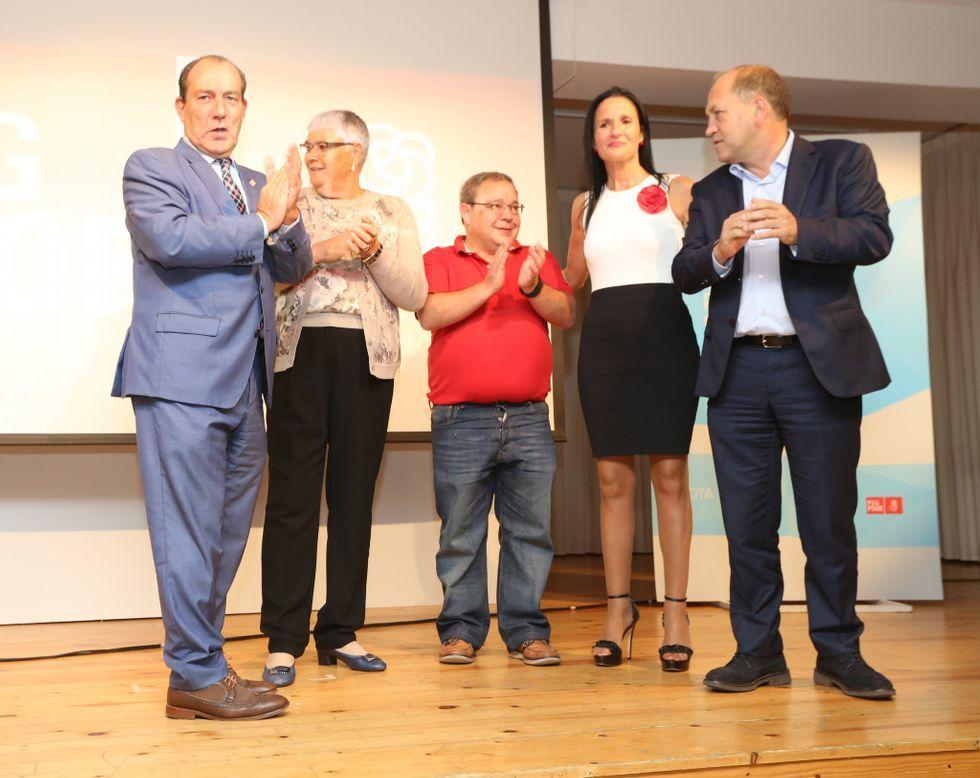 Enrique Orge (izquierda) sustituirá a Alberto Encinas en Brasil.