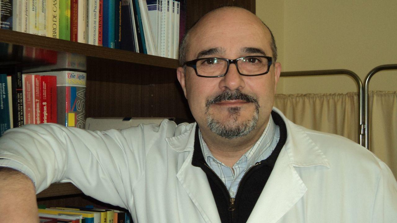 Manuel Lage, psicólogo