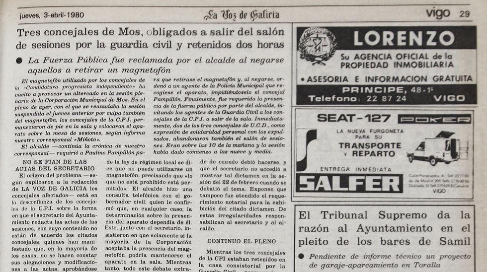 Nueva jornada de controlesen la frontera con Portugal.Entierro de Sergio, una de las víctimas del doble crimen de Arbo, en julio del 2015