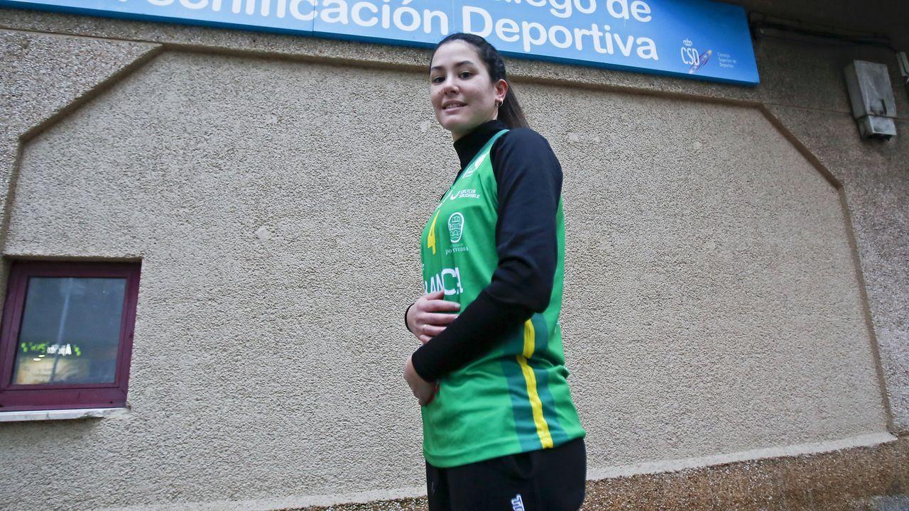 Diversidad sexual de todos los deportistas de Pontevedra