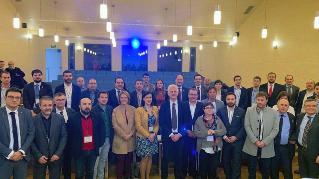 Asamblea de la Red Española de Ciudades Inteligentes (RECI)
