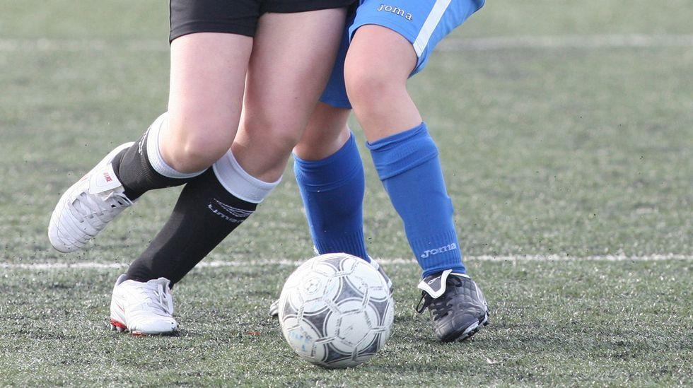 La liga de fútbol 8 de Ferrolterra cuenta con 18 equipos