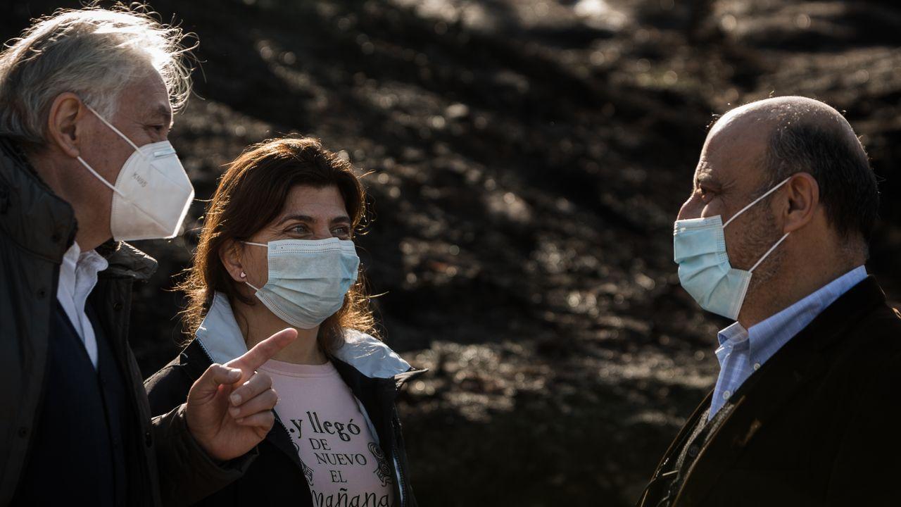 Prevención de la erosión en los montes quemados del Xurés