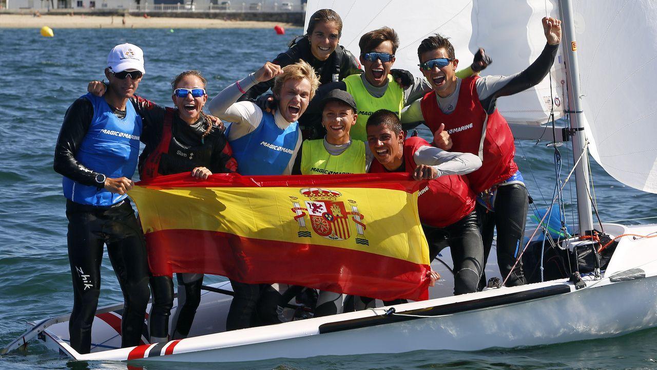 Los Reyes y sus hijas ya están en Mallorca