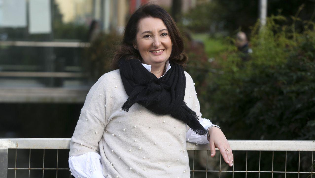 La directora de la Sénior, Matilde García, participará en el acto de apertura del curso