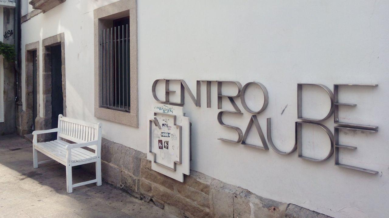 Portugal y Galicia, a solo un salto de terraplén.En la residencia de O Barco hay 40 casos positivos