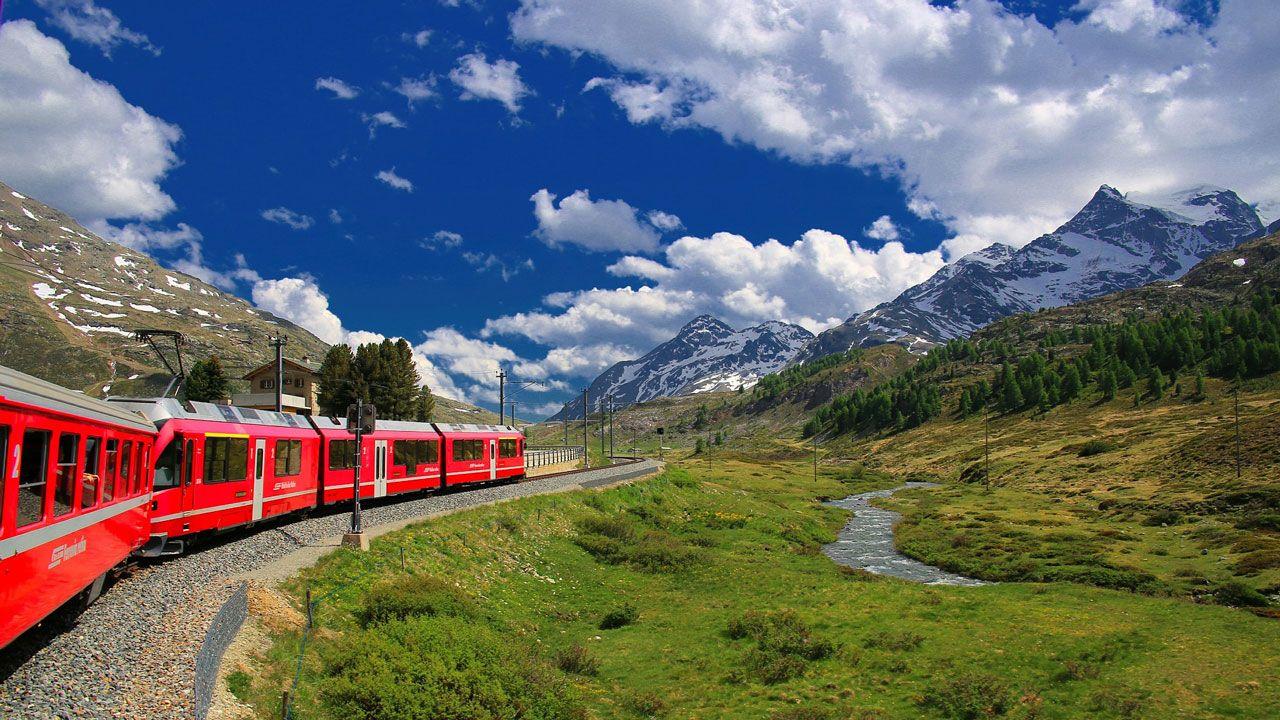 Glaciar Express