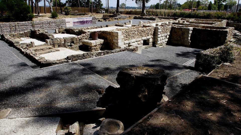 Villa romana de Toralla