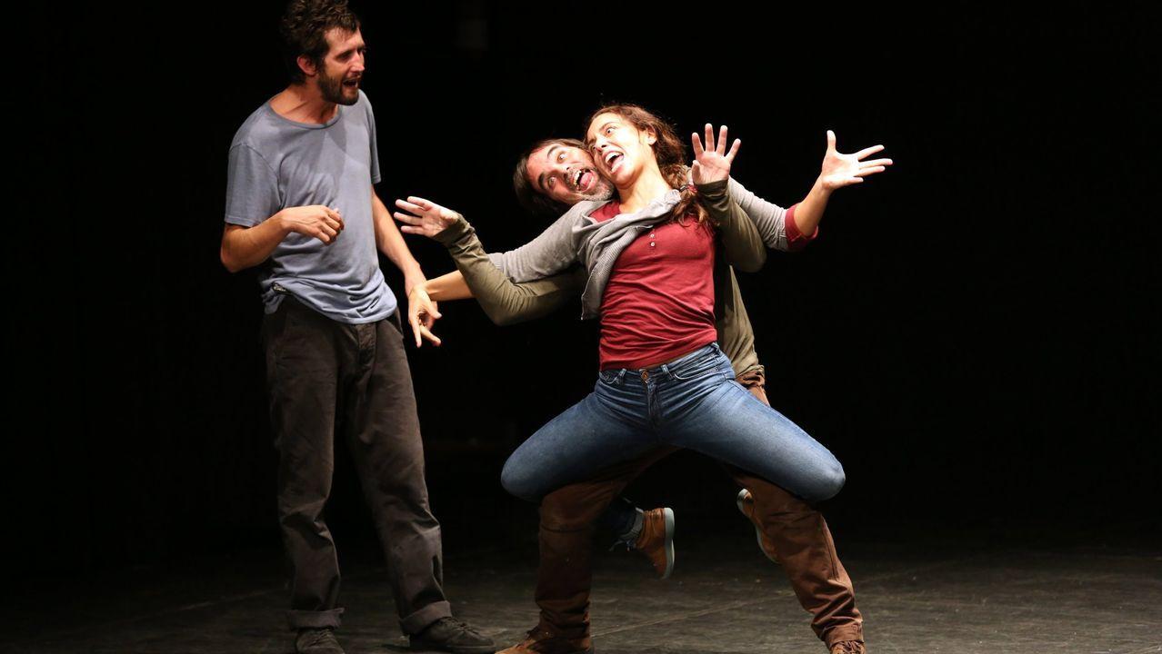 Teatro do Chapitô actúa en el Gustavo Freire