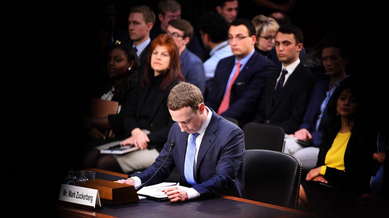 «Señor Zuckerberg: ¿Puede decirnos dónde durmió anoche?»