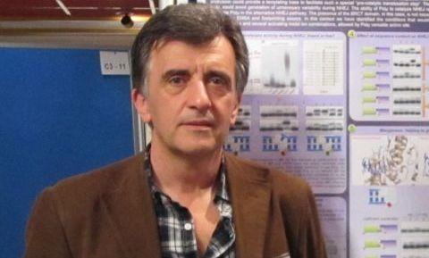 Luis Blanco Dávila (A Coruña, 1958) es investigador en el Centro de Biología Molecular Severo Ochoa
