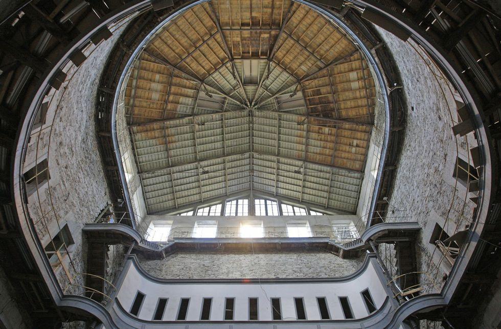 La vieja cárcel de Lugo comenzó a prestar servicios en julio de 1887.