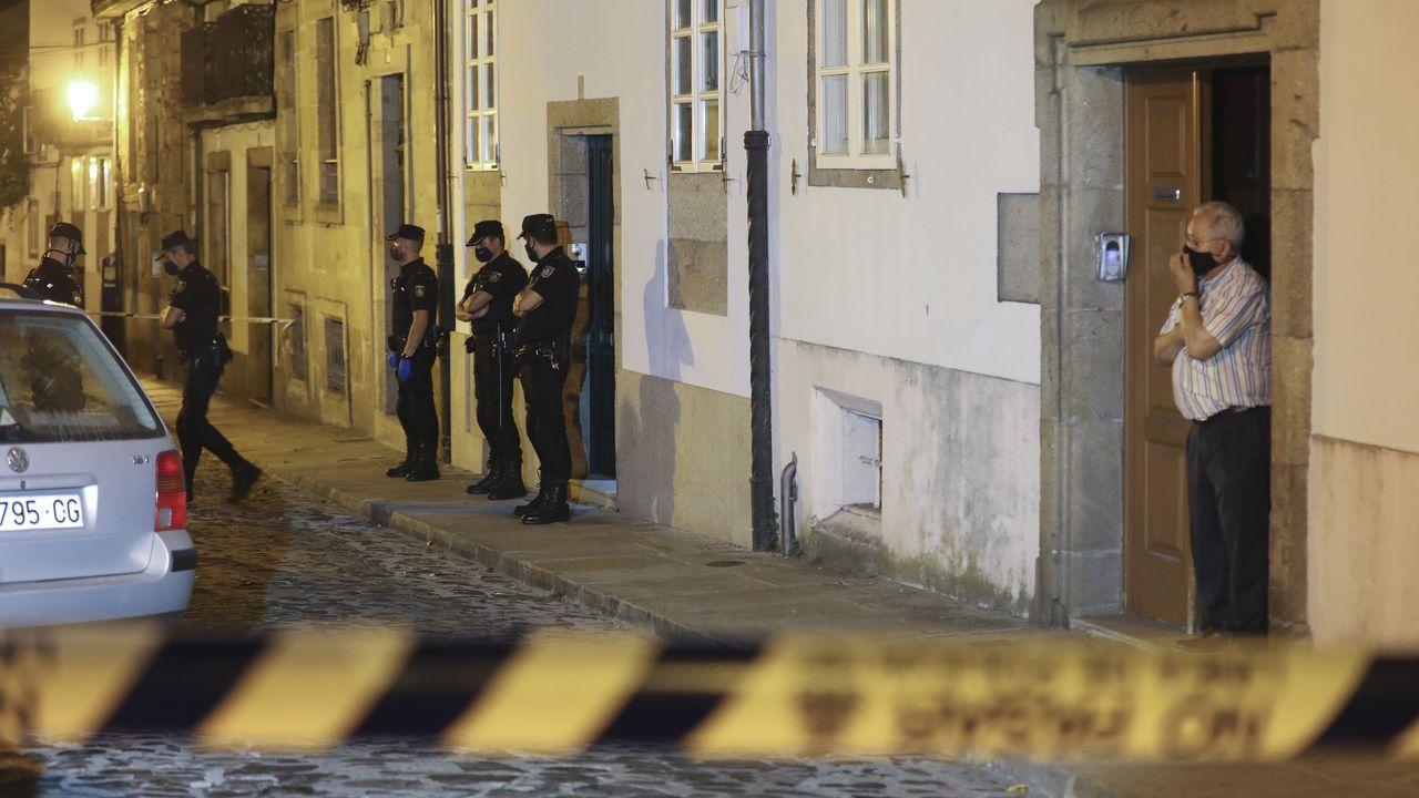 Un hombre mata a su sobrino de tres años estrangulándolo en Santiago