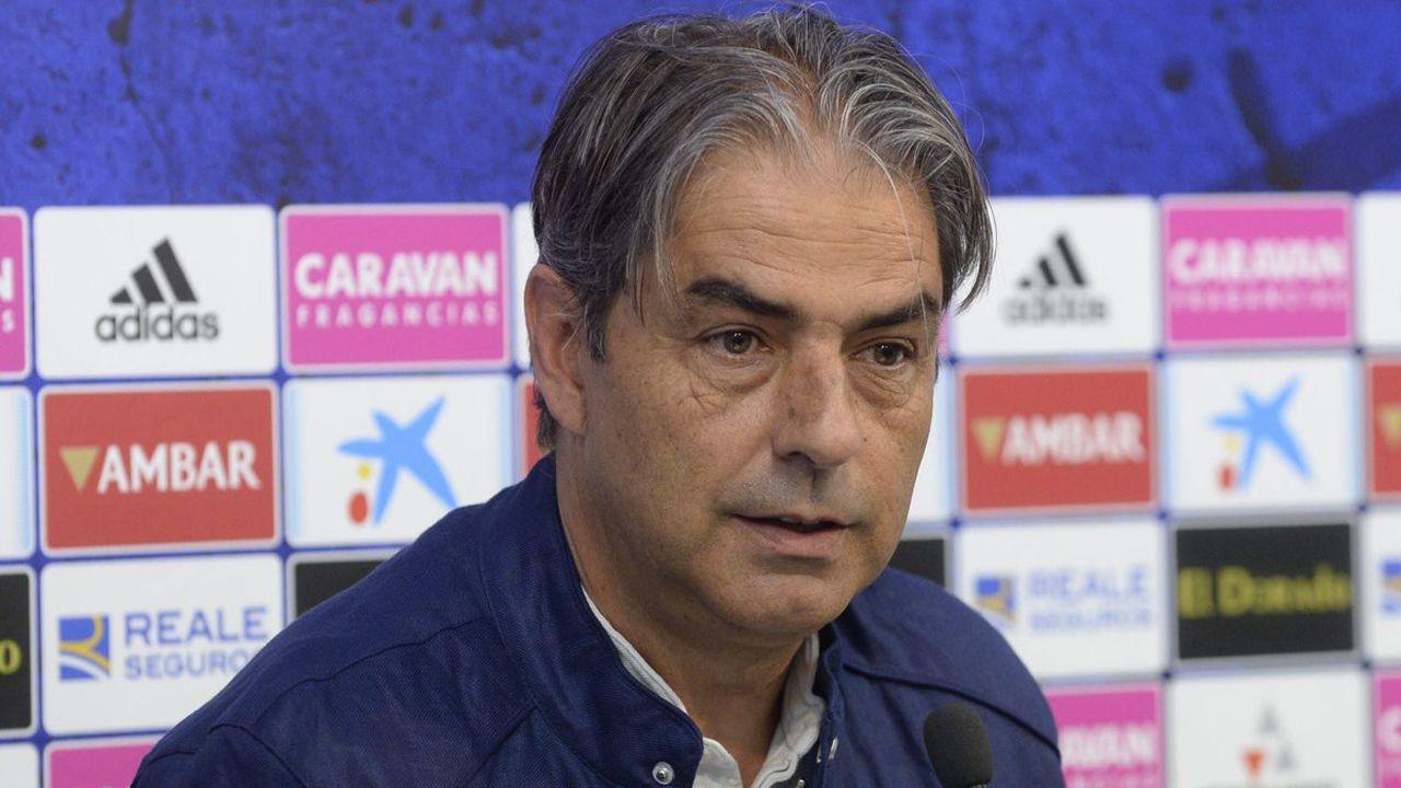 Así fue la despedida de Natxo González.José Ramón Sandoval
