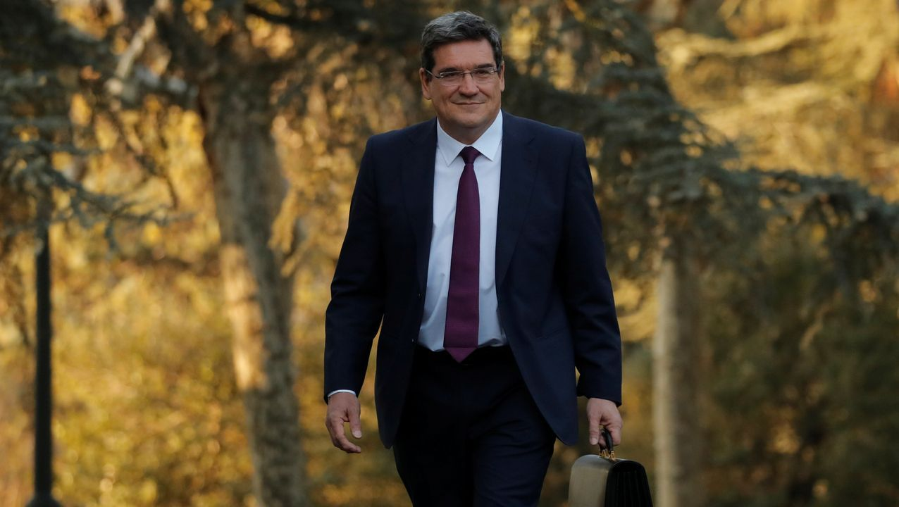 José Luis Escrivá, ministro de Seguridad Social y Migraciones