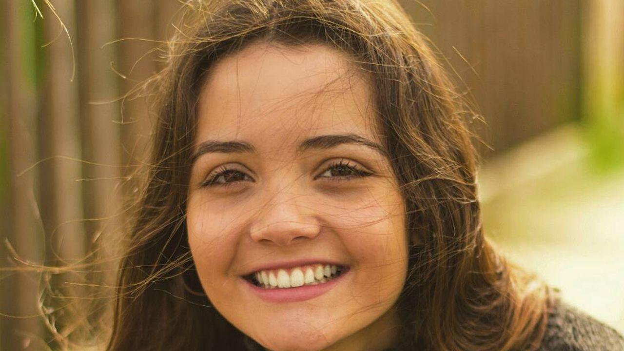 Lucía Álvarez Muñiz, del Colegio Santa Teresa de Jesús, ha obtenido una de las mejores notas de la EBAU 2018 en Asturias