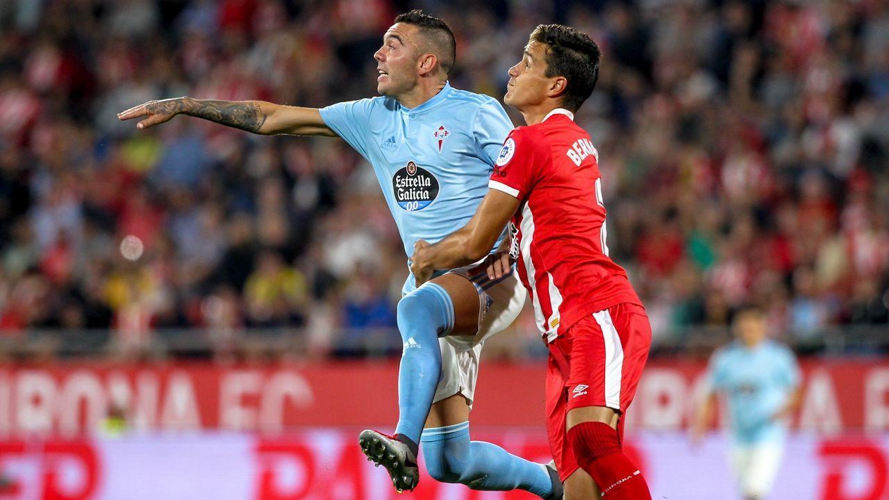 283 - Girona-Celt (3-2) de Primera el 17 de septiembre del 2018
