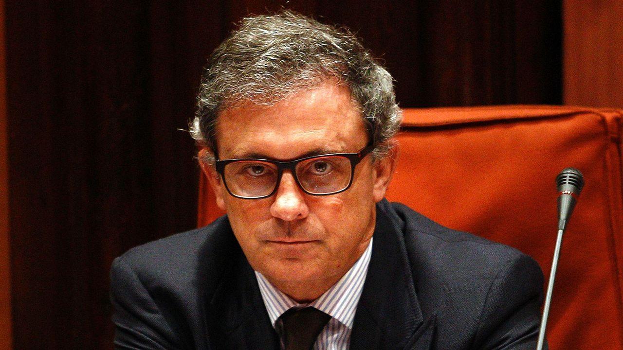 Jordi Pujol Ferrusola sale de prisión tras pagar medio millón de euros de fianza.Oriol Pujol permaneció dos meses en prisión y ahora estaba en tercer grado