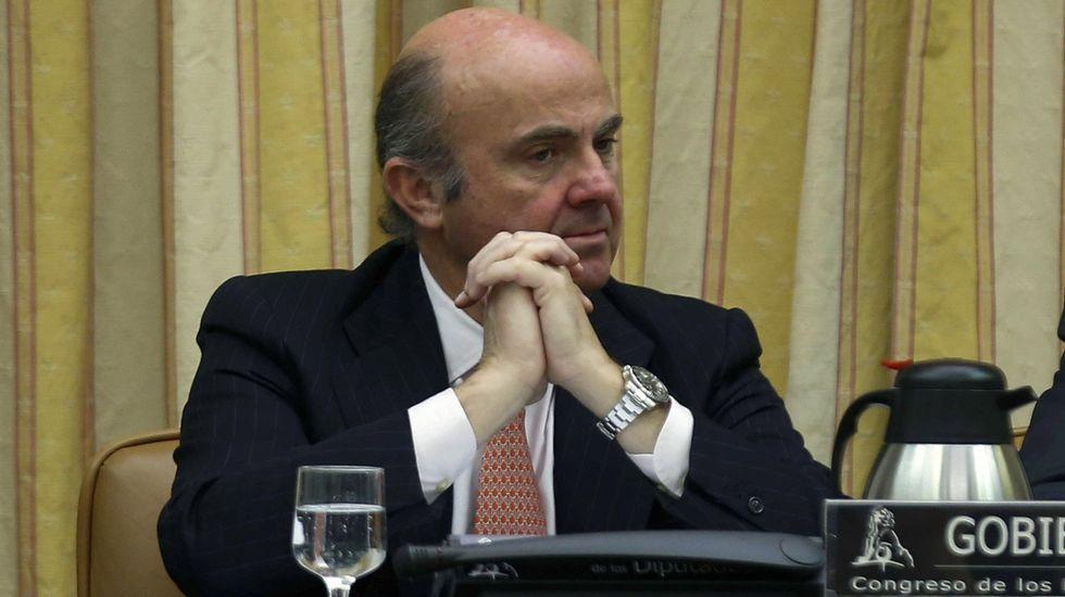 El comisario económico Pierre Moscovici