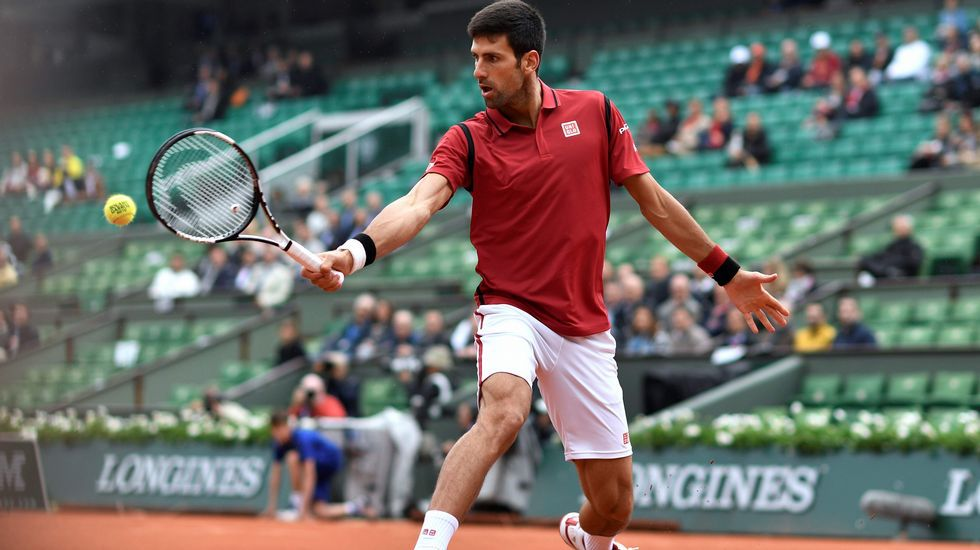 La final Djokovic-Murray, en fotos