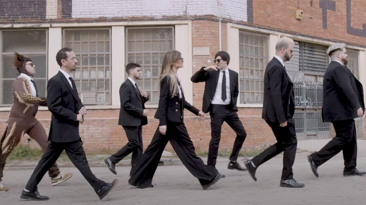 Captura de imagen del vídeo de Ibai «Los nuevos fichajes»