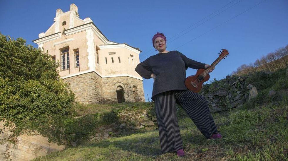 Ugia Pedreira dará un concierto en la Casa-Museo Manuel María.