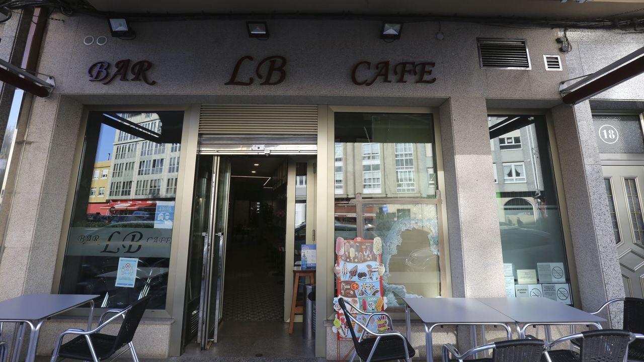 La panadería Lita reabrió ayer sus puertas