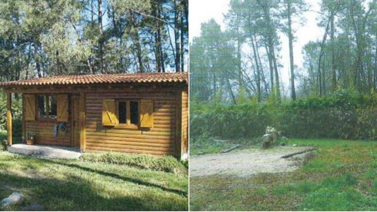 El antes y después de las demoliciones.Los prisioneros gallegos trabajaban como esclavos en los campos de concentración soviéticos