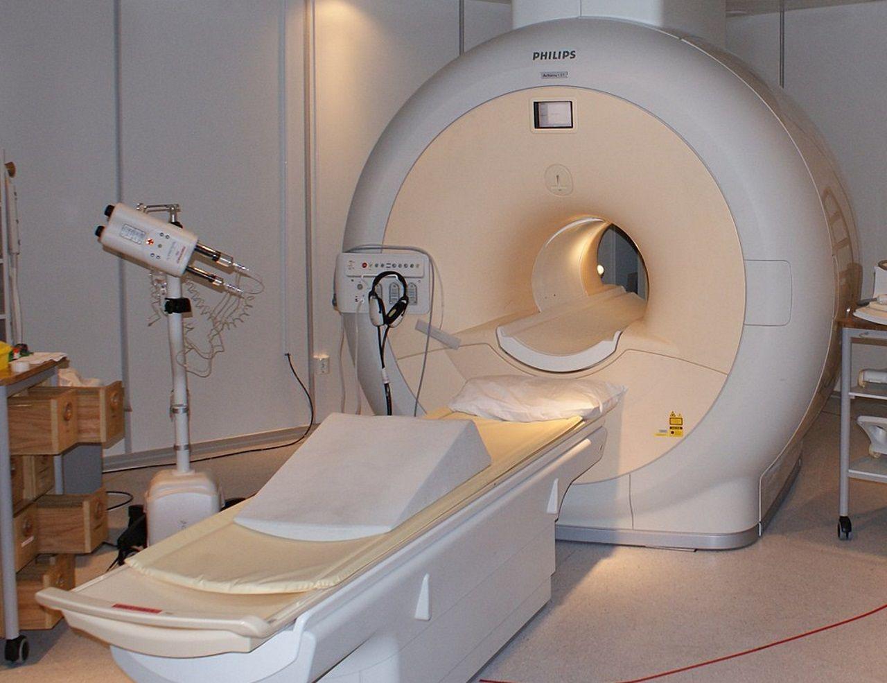 Resonancia Magnética Nuclear. Es una tecnología médica fundamental. El software que genera las imágenes usa el sistema de la Nasa para el satélite Landsat