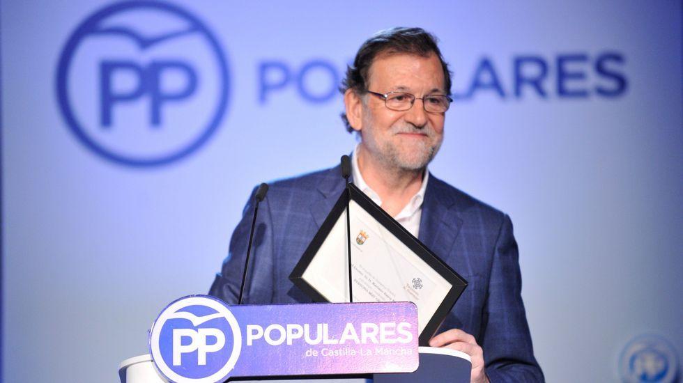 Rajoy insiste en que no se va a rendir.Jean-Claude Juncker, presidente de la Comisión Europea
