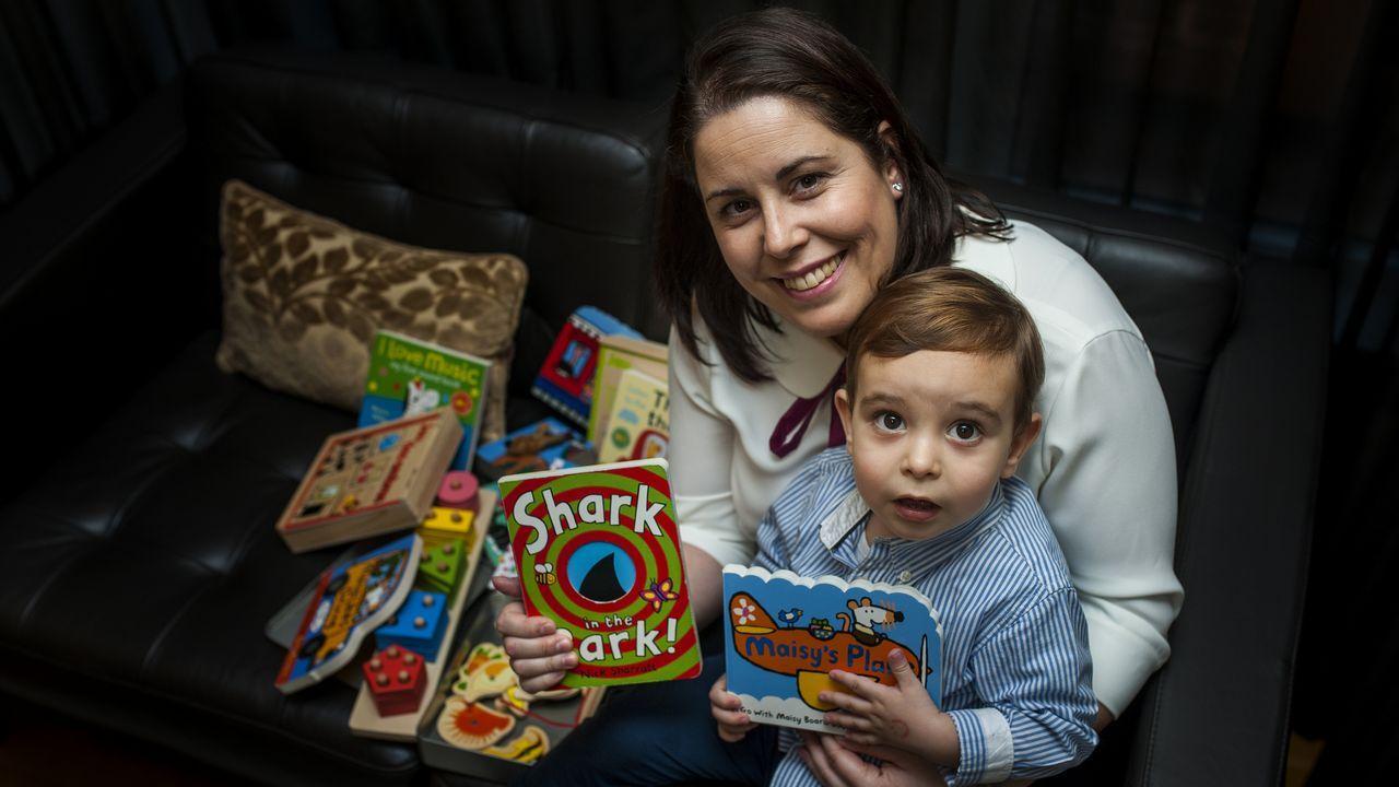 ¿Es bueno criar en inglés a nuestros hijos?