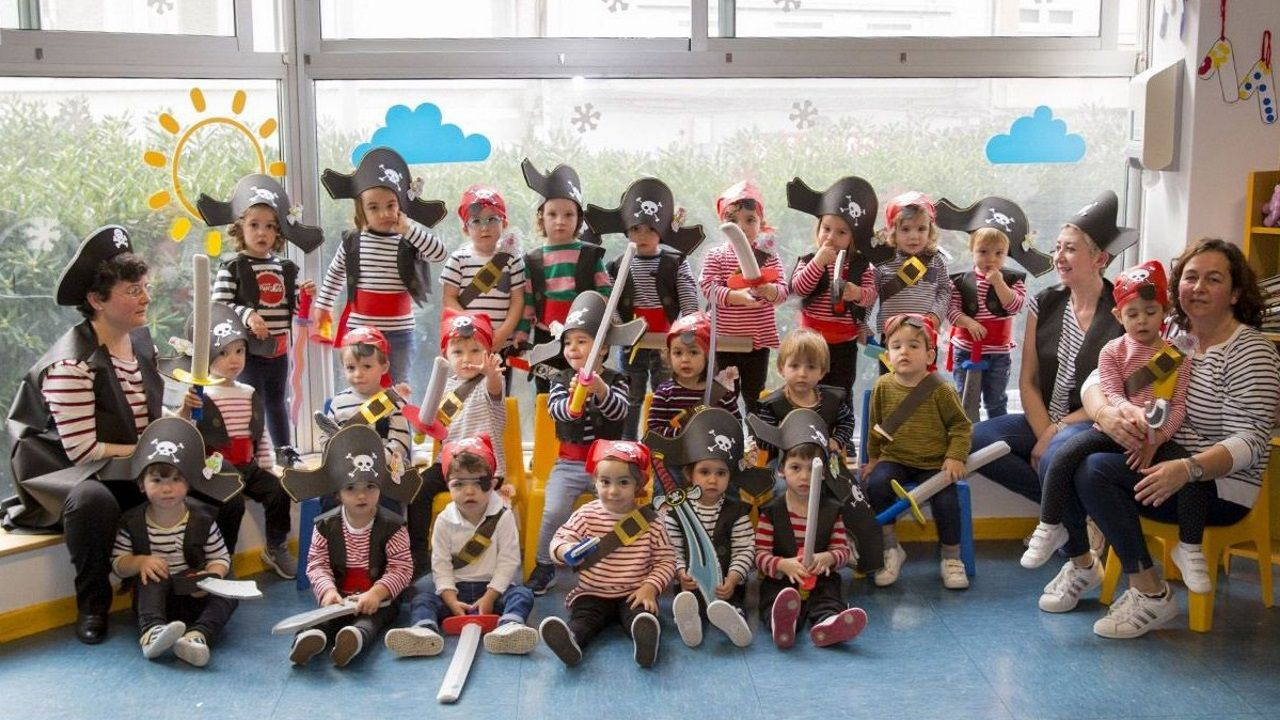 Escuela infantil Zalaeta Abanca