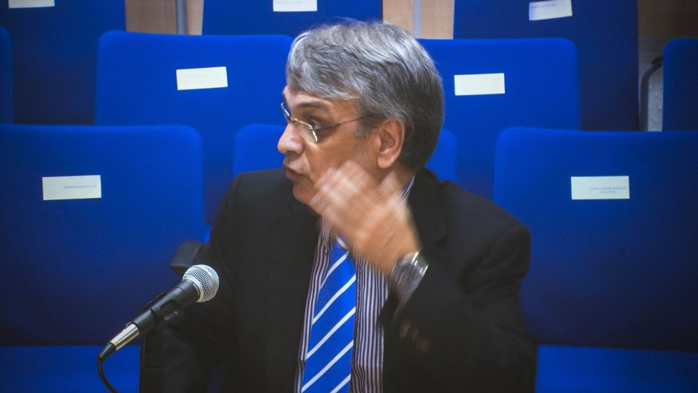Miguel Tejeiro: «Me considero amenazado con querellas y no protegido».Miguel Bernard, secretario de Manos Limpias