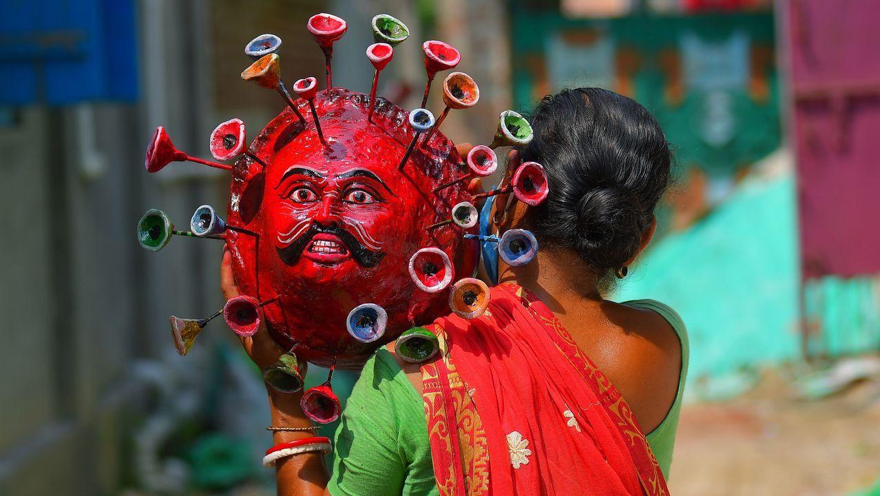 En La India se han superado los 2.000 fallecidos por el nuevo coronavirus