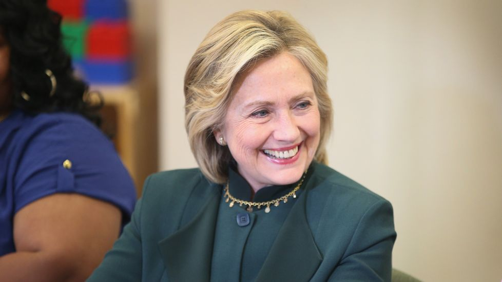 2. Hillary Clinton