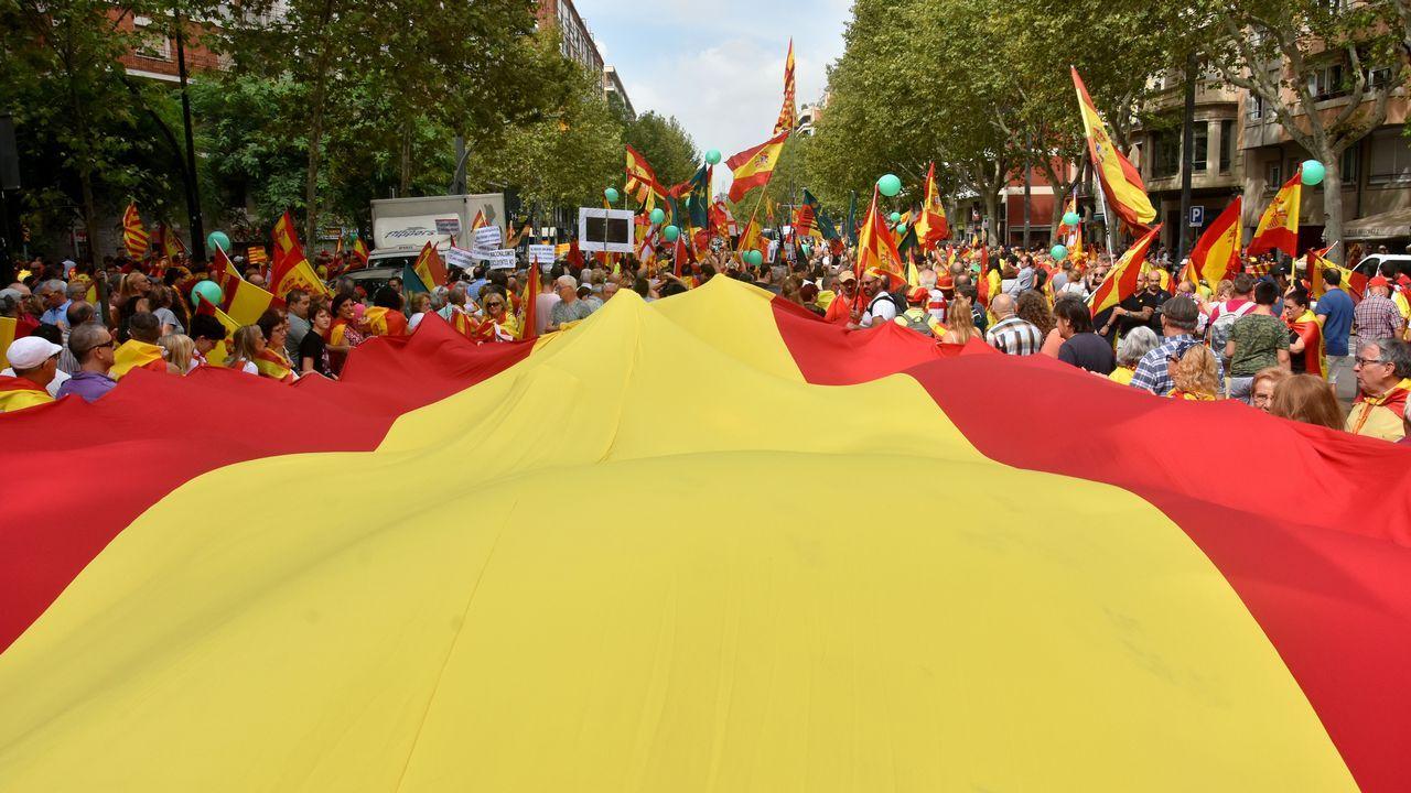 Arrimadas asegura que la fractura social es una evidencia que solo niegan quienes únicamente ven a media Cataluña