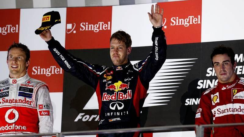 Fórmula 1: Cuenta atrás para el inicio del Mundial