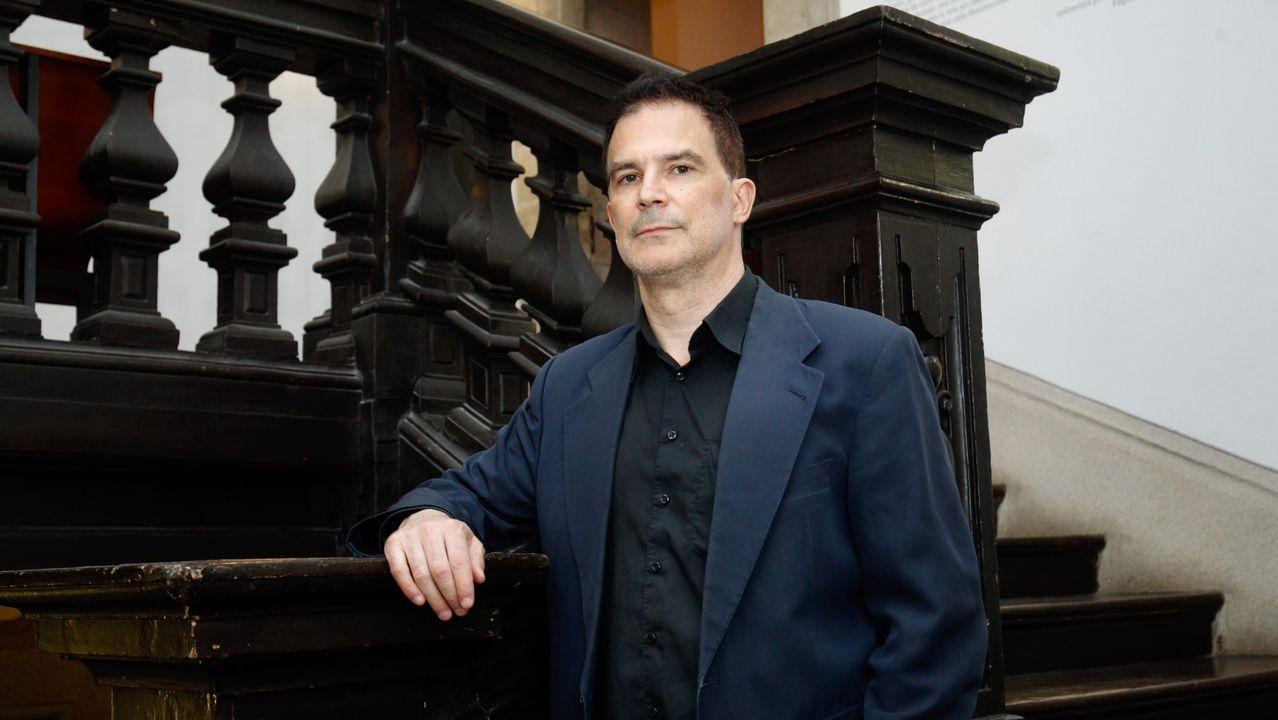 El compositor Eduardo Soutullo