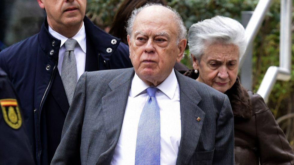 De la Mata imputa a la mujer de Oriol Pujol, Anna Vidal